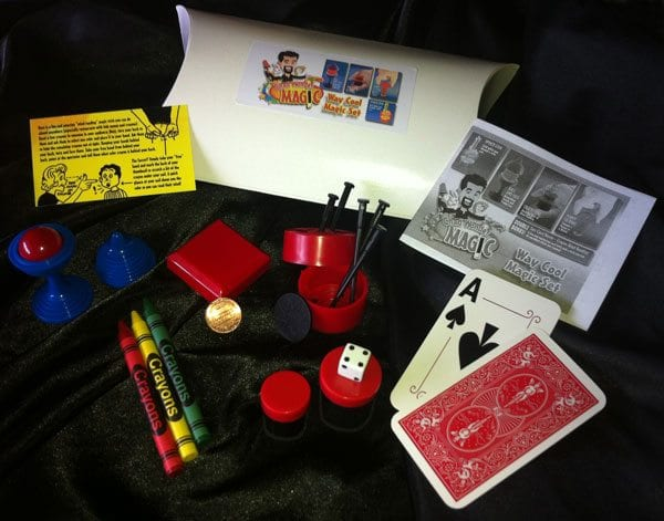 Chad Wonder Magic Set